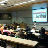 Photo taken at UWWC Lecture Hall 228 by William S. on 8/21/2012
