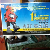 Photo taken at Wallingford Center by Kirste M. on 5/12/2012