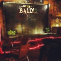 Photo taken at Little Bally Cafe by Wei Loon W. on 3/31/2012