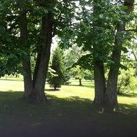 Photo taken at Bennett Park by Tami C. on 7/17/2012