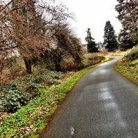 Photo taken at Sammamish River Trail by debra11 on 3/11/2012