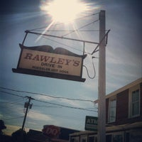 Photo taken at Rawley's Hot Dogs by Jessie B. on 7/14/2012