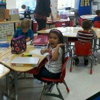 Photo taken at Fostertown ETC Magnet School by Irma G. on 9/10/2012