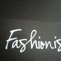Photo taken at Fashionis.com Milano by coccyTW on 4/10/2012