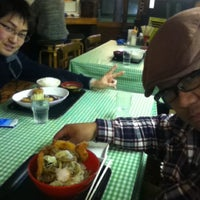 Photo taken at キッチン男の晩ごはん 三鷹店 by Ritz Y. on 4/17/2012