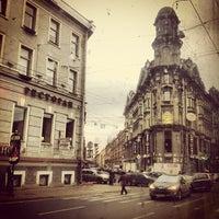 รูปภาพถ่ายที่ Пять углов โดย Serge_at เมื่อ 4/14/2012
