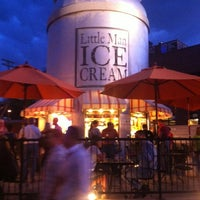 Foto tirada no(a) Little Man Ice Cream por Aaron M. em 6/14/2012