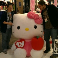 Photo taken at Toy Fair 2012 at Jacob Javits Convention Center by Joe D. on 2/15/2012