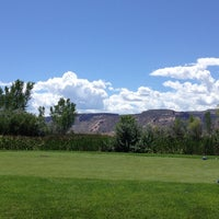 Photo taken at Adobe Creek National Golf Course by Ashley H. on 7/25/2012