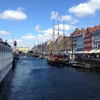 Photo taken at Nyhavnsbroen by Jonathan W. on 6/19/2012