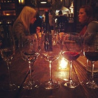 Photo taken at Brooklyn Winery by R.G. L. on 2/11/2012