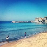 Foto scattata a Spiaggia di Cefalù da Marilena B. il 4/26/2012