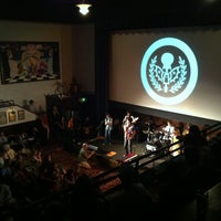 Photo taken at McMenamins Mission Theater by Ronald E. on 6/17/2012