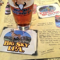 Photo taken at Big Sky Brewing Company by Louis W. on 7/15/2012