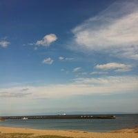 Photo taken at Suma Coast by ふわまろ む. on 6/22/2012
