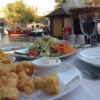 8/22/2012 tarihinde Merve M.ziyaretçi tarafından Göksu Marine Restaurant'de çekilen fotoğraf