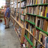 Photo taken at Stories Books & Cafe by Thirsty J. on 5/28/2012