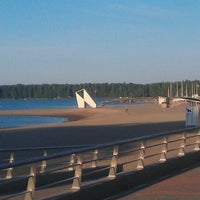 Снимок сделан в Aurinkolahden uimaranta пользователем Tapio T. 8/15/2012