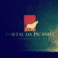 Photo taken at Portal da Picanha by Rafael G. on 4/24/2012