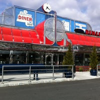 Photo taken at Jefferson Diner by Sally C. on 3/29/2012