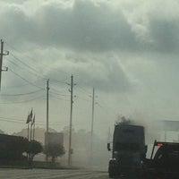 Photo taken at Chevron by Carla C. on 7/20/2012
