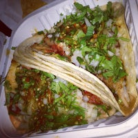 Photo taken at Taqueria Los Coyotes by Eric D. on 4/30/2012