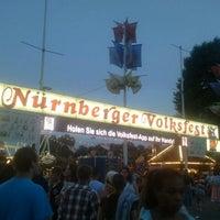 8/29/2012에 steff b.님이 Nürnberger Volksfest에서 찍은 사진