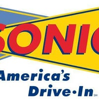Photo taken at SONIC Drive In by Michelle V. on 7/18/2012