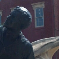 Photo taken at Francis Scott Key Monument by Alan R. on 8/9/2012