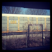 Photo taken at Shady Grove Metro Station by Meghan R. on 3/14/2012