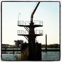 Photo taken at NDSM wharf by Rene B. on 7/23/2012