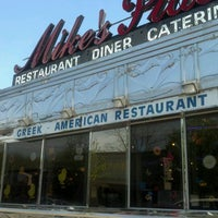 Photo taken at Mike's Diner by Peggy B. on 4/16/2012
