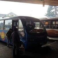 Photo taken at Terminal de Buses Osorno by Camilo R. on 4/25/2012