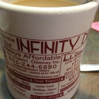 Photo taken at Infinity Diner by Alf on 9/8/2012