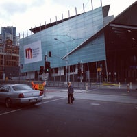 Photo taken at Melbourne Convention and Exhibition Centre by Orly B. on 2/20/2012
