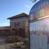 Photo taken at Outlets at Anthem by Nate R. on 7/26/2012