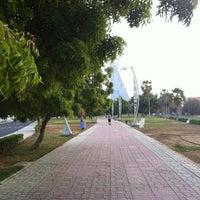 Photo taken at Al Corniche Walk by Ahmed A. on 6/21/2012