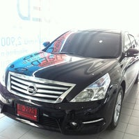 Photo taken at Siam Nissan BKK by Note S. on 5/31/2012