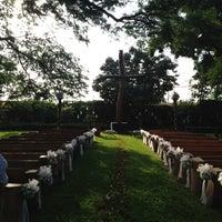 Photo taken at Ex-Hacienda Casasano by Stef R. on 7/22/2012