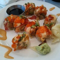 Photo taken at Jack's Sliders and Sushi by Maria C. on 8/7/2012