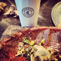 Photo taken at Chipotle Mexican Grill by Edgar W. on 4/10/2012