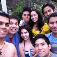 Photo taken at Ojo de Agua by Roger C. on 4/1/2012