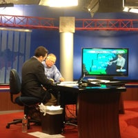 Photo taken at KIII-TV by Angie F. on 5/11/2012