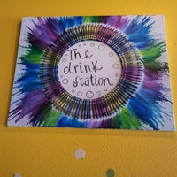 Photo taken at The Drink Station by Zach M. on 8/5/2012