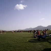 Photo taken at Pleasant View Sports Complex by Leonard K. on 4/6/2012