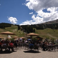 Photo taken at Peak 8 Breckenridge by Kristi B. on 7/20/2012