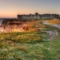 Photo taken at The Ritz-Carlton, Half Moon Bay by Kevin H. on 3/10/2012