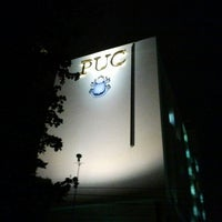 Photo taken at PUC-Rio - Pontifícia Universidade Católica do Rio de Janeiro by Midori F. on 7/25/2012