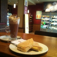 Photo taken at Costa Coffee by Mark v. on 8/6/2012