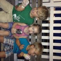 Photo taken at Rita's by Alexia G. on 8/13/2012
